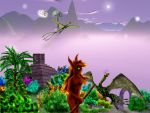 otherworld 3 by dracontologe