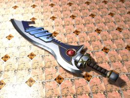 Great Armor Sword by DanGX