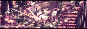 Anime is my Life by RisingDeadSoul