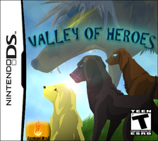 Valley of Heroes :DS game: by dog-san