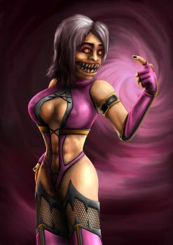 Mileena by nerds2x2ever