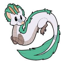[CUSTOM] Haku sockdragon by Ayinai