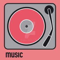 music red by MKanzy