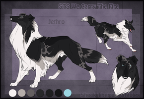 STS Dog - Jethro by ShockTherapyStables