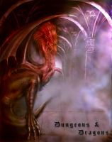 Dungeons and Dragons by RisingForce