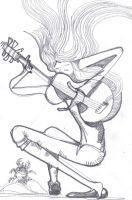 sling guitar jane by timocles