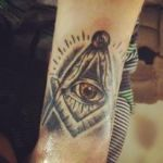 Seeing eye compass by jessicore666
