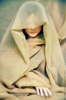 Behind the Veil by St-Climentina