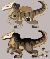 Canisaur by lexi.vollmer.1 by ShouldBee