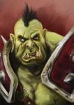 Blind Orc by Ludugero