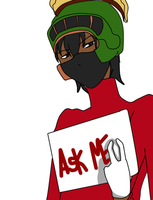 Ask Marvin by XxAsmodeoSama