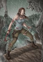 Tomb Raider Reborn Contest - Tenaga entry by Tenaga