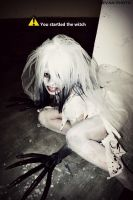 Left 4 Dead - Witch bride Cosplay - The SC Cosplay by theSCcosplay