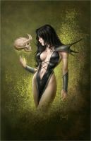 Black Magic color by MitchFoust