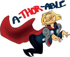 a-THOR-able by Jacksparrowsbabe