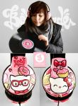 Kitty Headphones by Bobsmade