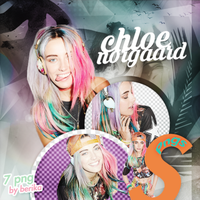 +Chloe Norgaard Png Pack by btchdirectioner