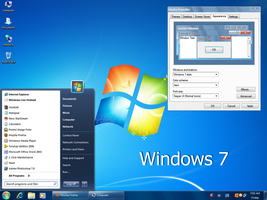 Windows 7 for XP SP3 by Vher528