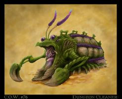 dungeon cleaner 2 by kevstertattoo