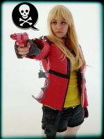 Fem!Kobra Kid Cosplay 4 by devils-daughterJJ