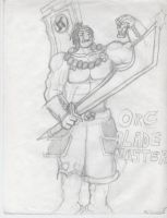 9-Orc Blade Master by ChaosMarine562