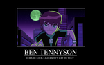 Ben 10: Omniverse Demotivation by thekirbykrisis