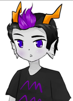 anime eridan ampora by 420weedlord420