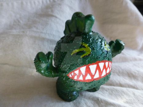 Killer Croc Vinyl - Egli by SurfTiki
