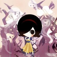 + Blanche Neige + by Electroocute