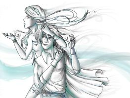 Never Let Me Go by zoziejane