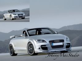 08' Audi TT :Porsche Edition: by JohnnyMacStudio