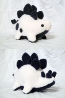Stego Plush 2 by MowenDesigns
