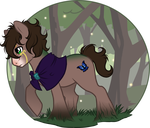 Faeren Pony - Secret Santa by Tigryph