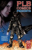 Issue 2 Varient DS cover by plbcomics