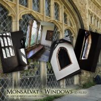 Windows Gothic n Medieval by Georgina-Gibson