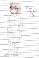 Gwen Cooper, age 7 by Inamkur