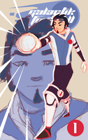 Ahito -Galactik Football by Ombre-Lumineuse