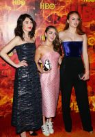 Maisie and Sophie Under The Red Woman's Spell by hypnospects