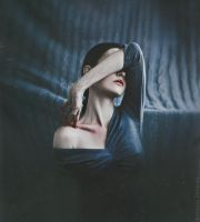 Anatomy of Blue Sorrow by NataliaDrepina