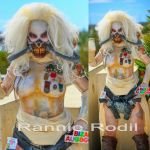Immortan Joe Gender bend Cosplay by rannierodil