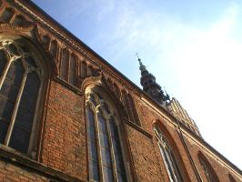Church stock 1 by Finsternis-stock