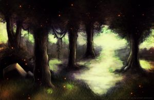 Speedpaint: The Whispering 2 by Yoruko