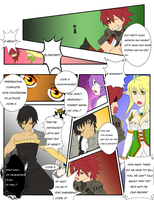 Elsword Comic Submisson by TeNsaSpiRal
