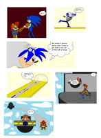 Comic issue 1 page 3 by Power1x