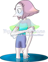 A Weeping Pearl by laurytheotter