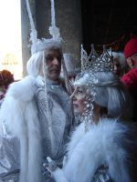 Ice King and Queen Stock 2 by Amor-Fati-Stock