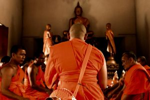 Becoming a Bhikkhu by schwarzkopf007