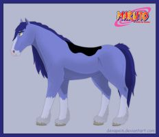 Udo: Horse style by DevaPein