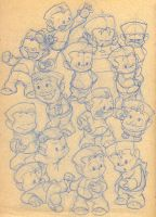 Gus Pose Page by sshhr1274