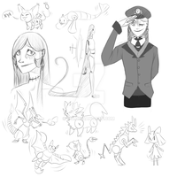 PT-Sketches [1] by 5-D